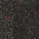 Area around NGC 7380,                                pmneo