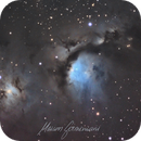Messier 78,                                Maicon Germiniani