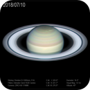 Saturn_2018_07_10,                                Astronominsk