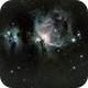 The Orion Nebula,                                Hinky985