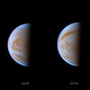 5 days from cloudy Venus life (21-25.03),                                Łukasz Sujka