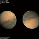 Mars - November 24, 2020,                                Fábio