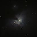 M42 - Orion Nebula (NGC 1976),                                larisann
