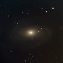 M81 - Bode's Galaxy,                                lonespacewolf