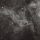 NGC 3372 Nebulosa Carina,                                Denis Valentim Rodrigues