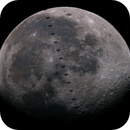ISS and Moon,                                Philipp Weber
