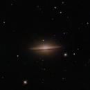 The Sombrero Galaxy,                                Raymond Shaw