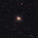 THE GLOBULAR CLUSTER  - MESSIER 107,                                Fernando Oliveira de Menezes