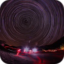 Star Trails over Croatian Deep Sky Park (Lastovo),                                Stephan Linhart