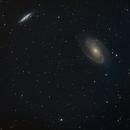 Bodes Nebula RGB,                                gturgeon