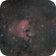 NGC 7822 - LRGB - test data,                                Simon