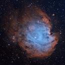 NGC 2174 (Monkey Head) in Narrow Band,                                Andrew Barton
