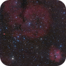 Vela Mosaic - RCW32 + RCW33,                                Astro-Wene