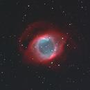 NGC 7293 the Helix Nebula,                                Pierre Tremblay
