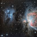 Nébuleuse d'Orion (M42) - Janvier 2020,                                dsoulasphotographie