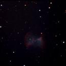 m27 Dumbbell nebula,                                andyo