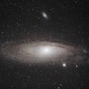 M31 (Andromeda Galaxy),                                pade