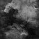 4 Panel Ha Mosaic of NGC7000 Area,                                Tom Butts
