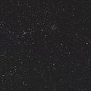 Auriga under full moon  Canon 1000D modded + 200mmUSM f/2.8 open f/5.0 / 22x180s ISO 200,                                patrick cartou