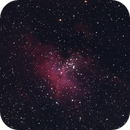 M16, the Eagle Nebula,                                BlueApoc