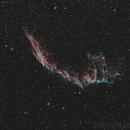 eastern veil nebula,                                mihai