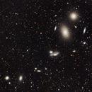 Markarian's Chain - Deep Sky West,                                fmcmullan