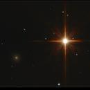 Mirach  &  NGC 404,                                Łukasz Sujka
