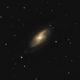 M106 galaxy,                                gabriel