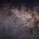 Milkyway Core Mosaic,                                Pendar Akbari