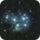 M45 Pleiades The Seven Sisters,                                Eric MAZALEYRAT