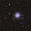 The Great Globular Cluster in Hercules,                                Kees Scherer