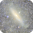 Andromeda (ultra-deep version),                                Giuseppe Donatiello