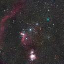 C/2020 M3 (ATLAS) in Orion,                                tjm8874