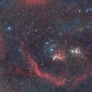 Barnard's Loop - 7.2 hours with a Canon 7D Mark II,                                Antoine Grelin