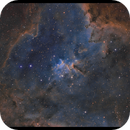 IC1805 - Heart of the Heart Nebula,                                Kenneth Sneis
