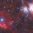 M42&Horse nebula,                                Shenyan Zhang