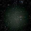 NGC7635,                                Gilles Romani