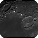 Moon, Mare Humorum and Gassendi,                                Massimiliano Vesc...