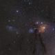 Blue Horsehead & Rho Ophiuchi Nebulas,                                BQ_Octantis