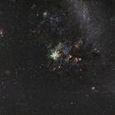 Tarantula Nebula Widefield,                                David Wright
