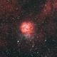 M20 Trifid Nebula With More Data,                                John Richards