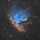 NGC 281,                                NelsonAstrofoto