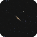 NGC 4565 - The Needle Galaxy,                                Rhett Herring