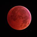 Full eclipse of the Moon - December  2010,                                avarakin