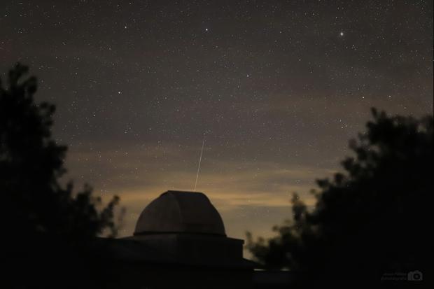 Astronomical serendipity,                                J_Pelaez_aab