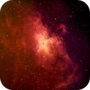 Eagle Nebula,                                Jace Cook