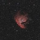 NGC 281 Pacman Nebula,                                Elmiko