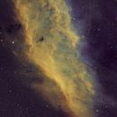 NGC1499 - The California Nebula,                                Arun H.