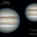 Júpiter  2020-7-29 22:10,7 UT,                                ortzemuga