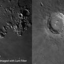 Copernicus Filter Comparison Best at Full Resolution,                                Seldom